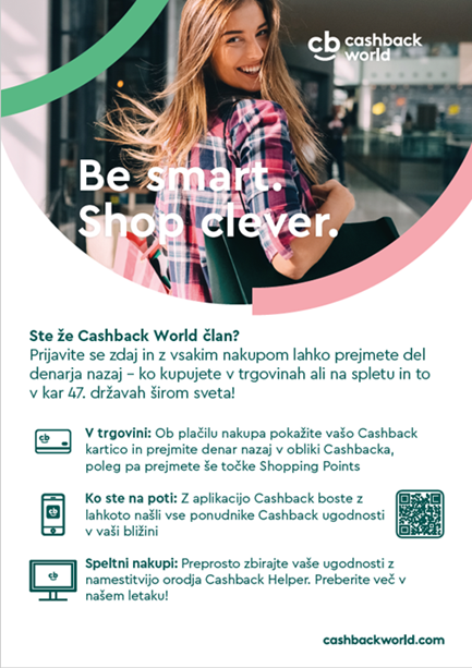 Be smart poster
