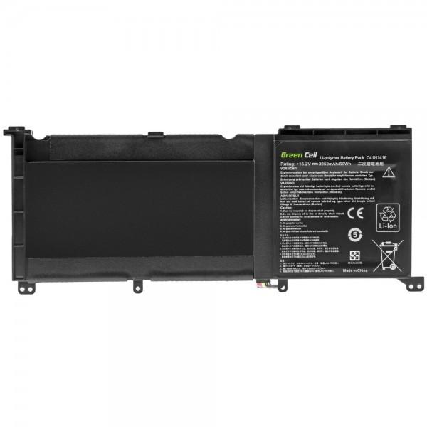Nadomestna baterija Green Cell C41N1416, ZenBook P...