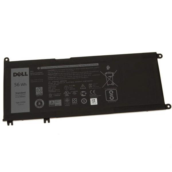 Nadomestna baterija za Dell 33YDH, Vostro 7570, 7580, Inspiron G3 3579, 3779, G5 5587, G7 7588, 7577, 7773, 7778, 7779, 7786, Latitude 3380, 3480, 3490, 3590, 3588 ...
