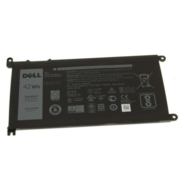 Original baterija Dell WDX0R, Inspiron 15-5568, 55...
