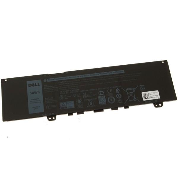 Original baterija Dell F62G0, Inspiron 13 5370, 7370, 7373, Vostro 5370, RPJC3 ...