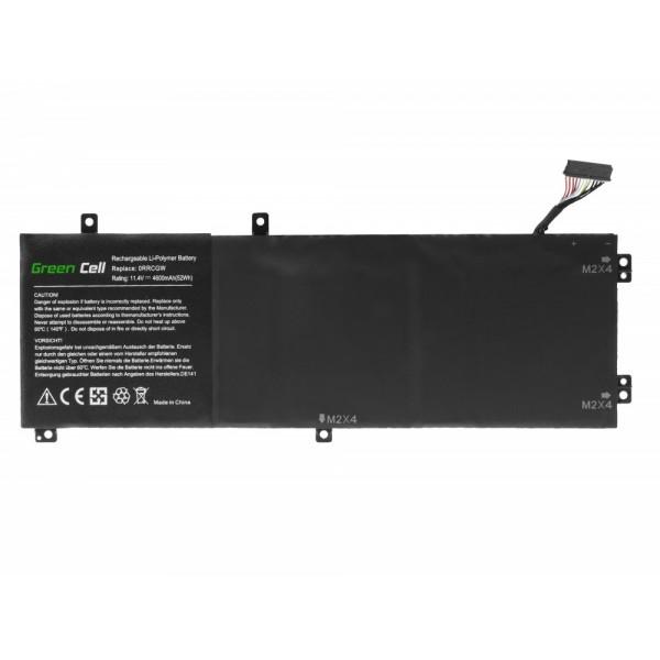 Nadomestna baterija za Dell RRCGW, XPS 15 9550, Pr...