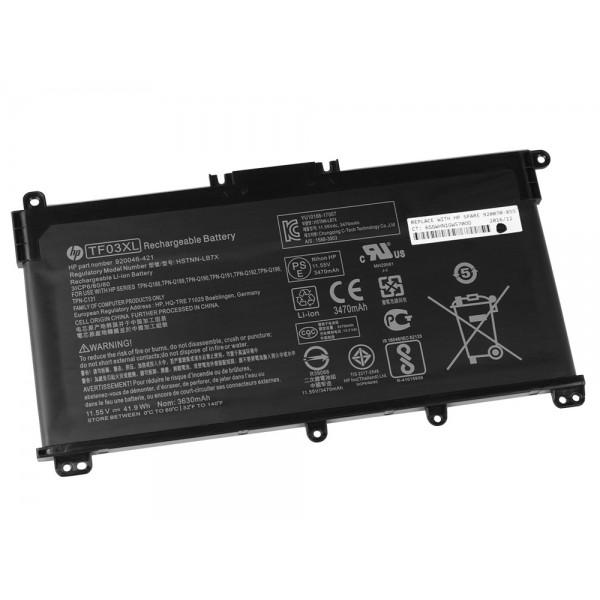 Original baterija HP TF03XL,  HSTNN-LB7J, HSTNN-LB...
