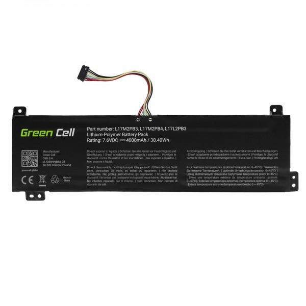 Baterija Green Cell za Lenovo L17M2PB3, L17M2PB4, ...