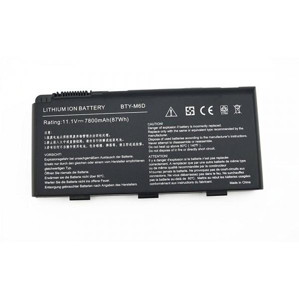 Original baterija za MSI BTY-M6D
