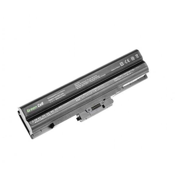 Nadomestna baterija Green Cell za Sony VGP-BPS13B/...