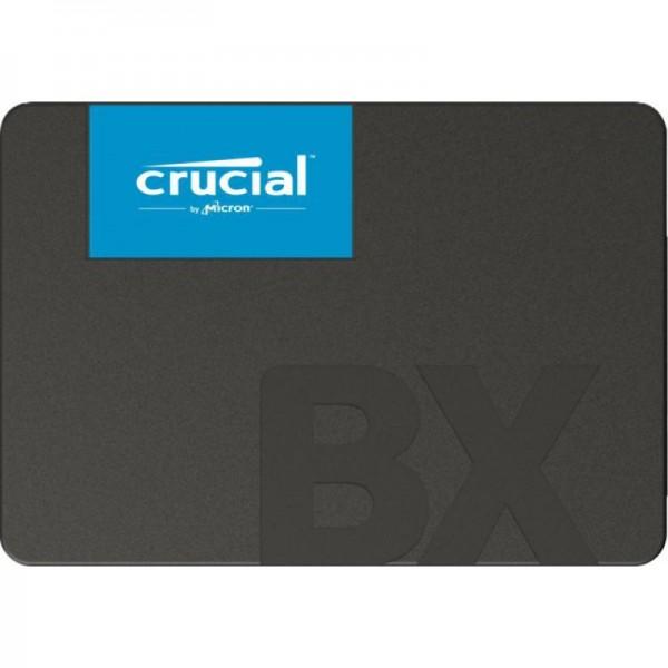 SSD disk za prenosnik 120GB, Crucial BX500, veliko...