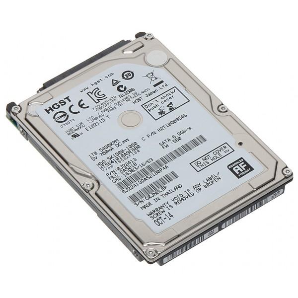 Trdi disk za prenosnik 1 TB, HGST, velikost 2.5'',...