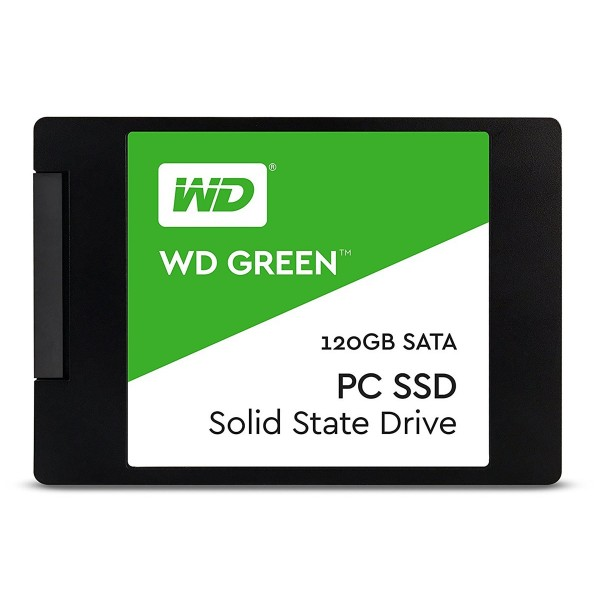 SSD disk za prenosnik 120GB, WD, velikost 2.5'', S...