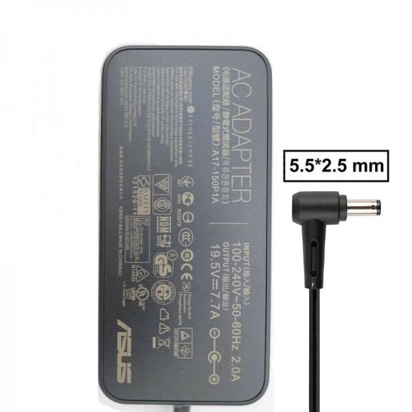 Original polnilec Asus 150W 19.5V 7.7A 5.5×2.5mm,...