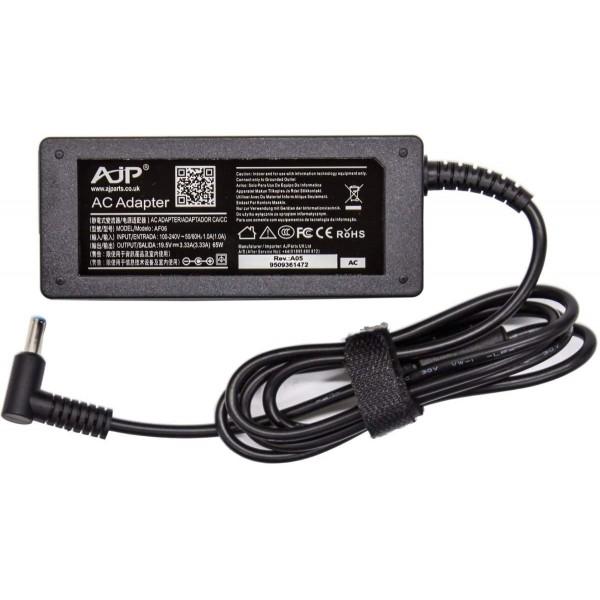 Nadomestni polnilec za prenosnik HP 65W 19.5V 3.33...