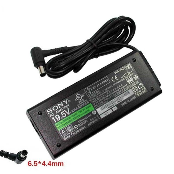 Original polnilec Sony 90W 19.5V 4.7A 6.5×4.4mm, ...