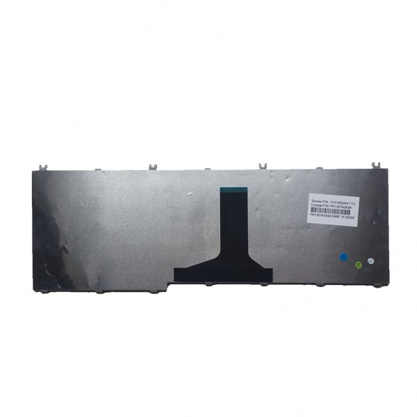 Tipkovnica za prenosnik Toshiba Satellite A500, L500, L505, L500D, L505D, L515, L550, L555, L555D...